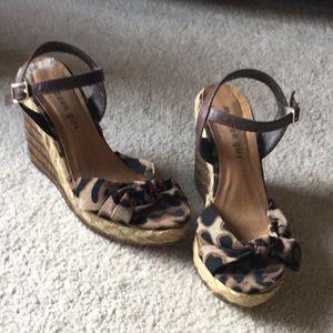 Madden Girl platform heels size 7